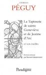 LA TAPISSERIE SAINTE GENEVIÈVE ET DE JEANNE D'ARC ET VERS INÉDITS - Romain VAISSERMANN