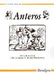 Anteros : actes du colloque de Madison (Nisconsin, mars 1994) -  Ullrich LANGER