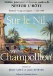 Sur le Nil avec Champollion - Diane HARLÉ, Jean LEFEBVRE