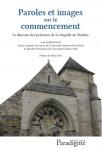 PAROLES ET IMAGES SUR LE COMMENCEMENT Ebook - Xavier-Laurent Salvador, Jeanette Patterson