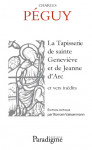 Ebook LA TAPISSERIE SAINTE GENEVIÈVE ET DE JEANNE D'ARC ET VERS INÉDITS - Romain VAISSERMANN