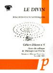 Le Divin : discours encyclopédique