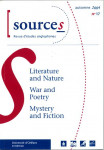 SOURCEs 17 - Literature and Nature